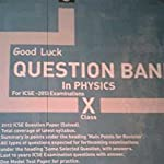 Question Paper in Physics- Class 10 ICSE