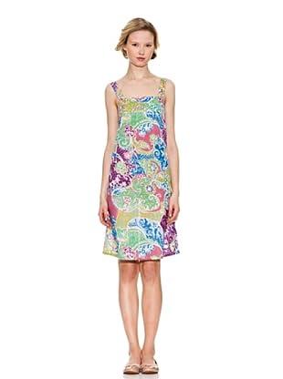 Tonalá Vestido Arancha (Multicolor)