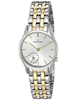 Claude Bernard Analogue Silver Dial Women's Watch - 23095 357J AID