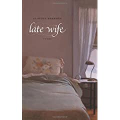 Late Wife: Poems (Southern Messenger Poets Series)