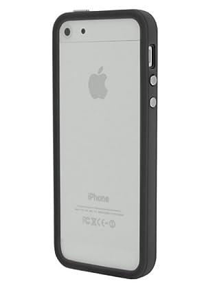 Blautel iPhone 5 Bumper Con Botones Tpu Negro