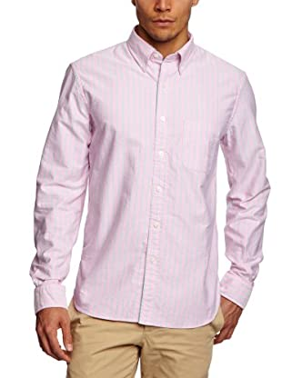 Brooks Brothers Camisa Spike (Rosa)