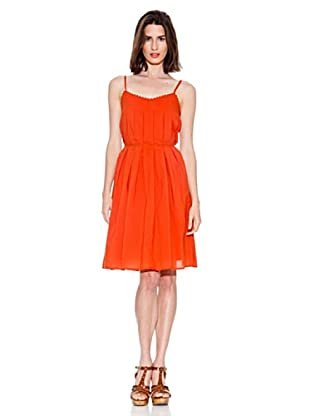 Jocomomola Vestido Papaya (Naranja)
