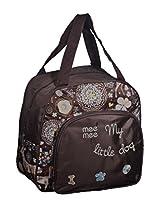 Mee Mee's MultiFunctional Nursery & Diaper Bag (Brown)