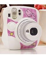 CAIUL Decor Sticker For Fujifilm Instax Mini 25, Rabbit Pattern