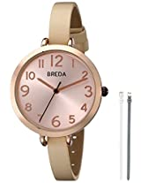 Breda Women's 8167-setC Tyra Watch with Interchangeable Bands