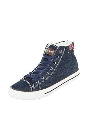 Nebulus Hightop Sneaker Denim HIgh