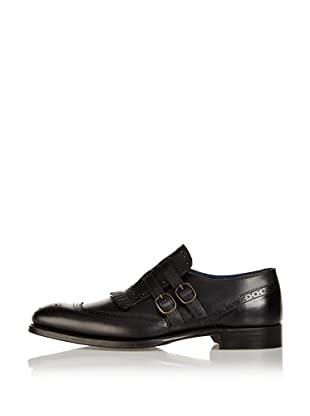 George Webb Loafer Robbins (Schwarz)