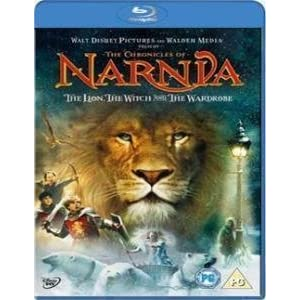 The Chronicles of Narnia The Lion The Witch and The Wardrobe (2005)(Movie)(Blu-ray)