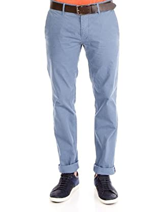 Hugo Boss Pantalón Chino (azul lavado)