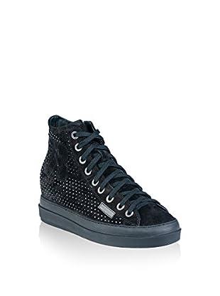 Ruco Line Sneaker Alta 2212 Strass Sonia