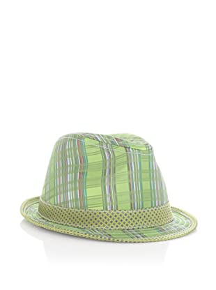Robert Graham Men's Edwidge Fedora (Green)