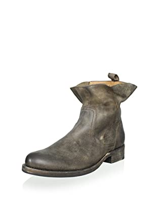 JD Fisk Men's Oslo Boot (Brown Distressed Leather)
