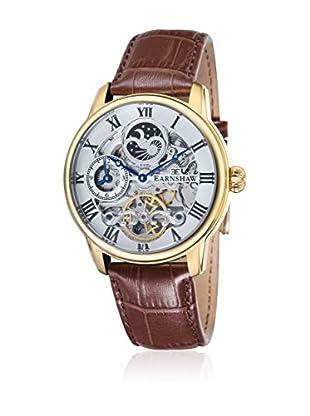 THOMAS EARNSHAW Uhr Longitude ES-8006-02 braun 44  mm