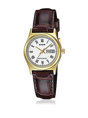 Casio Reloj con movimiento cuarzo japonés Woman LTP+V006GL.7B 25.0 mm
