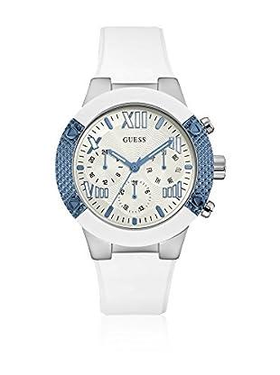 Guess Uhr mit japanischem Mechanikuhrwerk Woman Overdrive Blue blau 39 mm