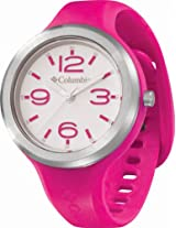 Columbia Sportswear Analog White Dial Women's Watch - CT005615