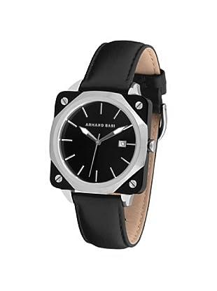 ARMAND BASI A0701L02 - Reloj Señora mov cuarzo correa piel Negro