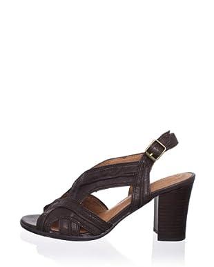 Corso Como Women's Da Vinci Slingback Sandal (Coffee Milan)