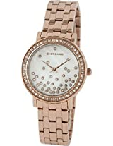 Giordano Analog White Dial Women's Watch - 2734-11