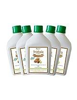 Bhumija Lifesciences Triphala Juice (Sugar Free) 1 L (Combo Pack of Five)