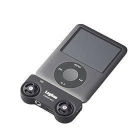 Logitec iPod対応 ICレコーダーアダプタ LIC-IREC01