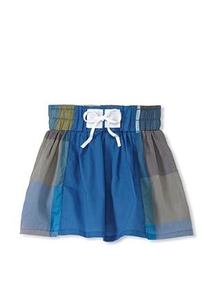Upper School Girl's Skirt with Tie (Buffalo Plaid)