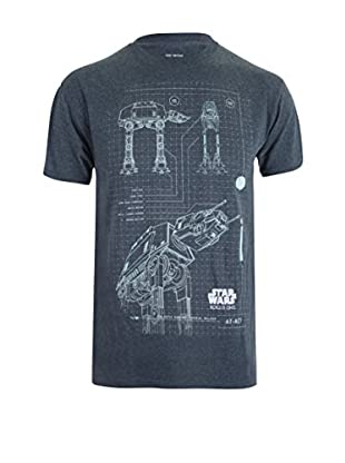 Star Wars T-Shirt At-Act Schematic