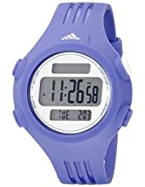 Adidas Unisex Adp6127 Digital Display Analog Quartz Purple Watch - Adp6127