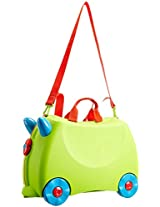 House of Quirk Trunki Ride On Suitcase for Kids (Green)