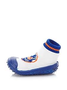 Skidders New York Mets Shoe Socks (Blue)