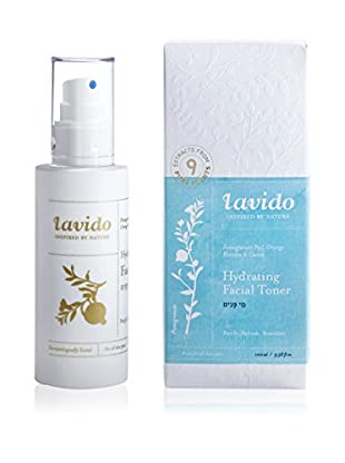 Lavido Tónico Facial 100 ml