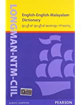 Longman-NTM-CIIL English-English-Malayalam Dictionary: Language, Linguistics & Writing/Dictionaries