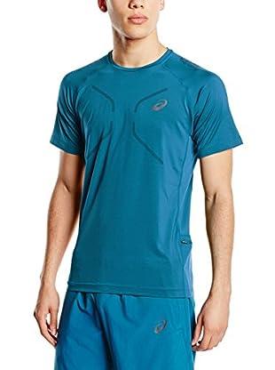 Asics T-Shirt Manica Corta Fujitrail Ultra Top