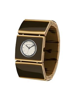 ARMAND BASI A0831L03 - Reloj Señora mov cuarzo brazalete acetato marrón