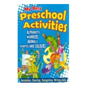 My First Preschool Activities