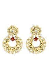 Antique Ethnic Traditional Designer Kundan Earring Wedding Party Wear Fashion Jewelry