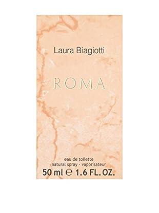 LAURA BIAGIOTTI Eau de Toilette Damen Roma 50 ml, Preis/100 ml: 69.9 EUR