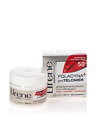 Lirene Tagescreme Folacyna PRO Telomer 50+ 10 SPF  50 ml, Preis/100 ml: 29.9 EUR