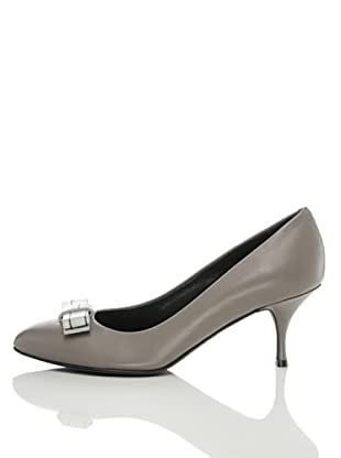 Furla Zapatos Salón Chantilly (Gris)
