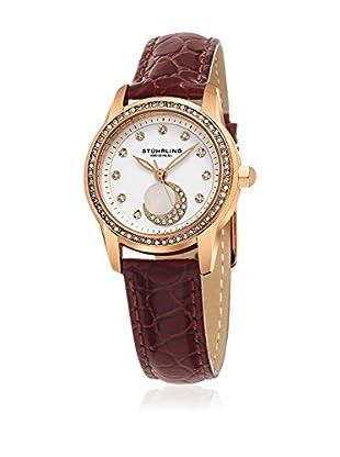 Stührling Original Uhr mit japanischem Quarzuhrwerk Woman Luna 561 32 mm