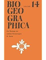 Zur Ökologie der andinen Paramoregion: Volume 14 (Biogeographica)