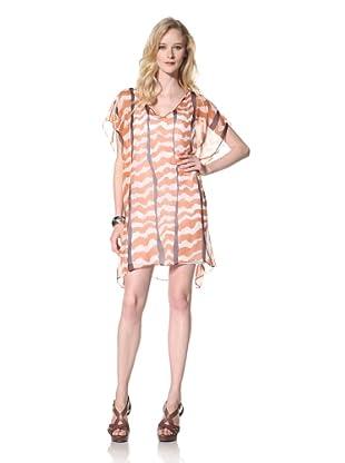Susana Monaco Women's Geneva Dress (apricot)
