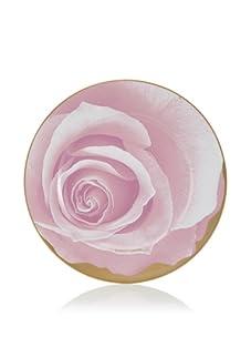 "Roberto Cavalli Casa 12"" Rose Charger (Pink)"