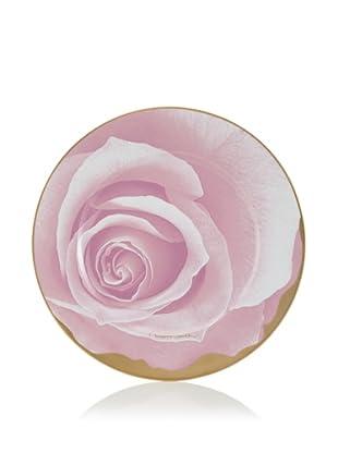 Roberto Cavalli Casa Rose Charger (Pink)