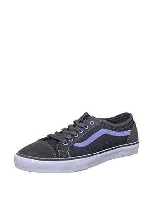 Vans Zapatillas Devan (Gris / Azul)