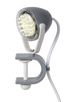 Lucide Spot Clip Enganche LED 2W gris (gris)