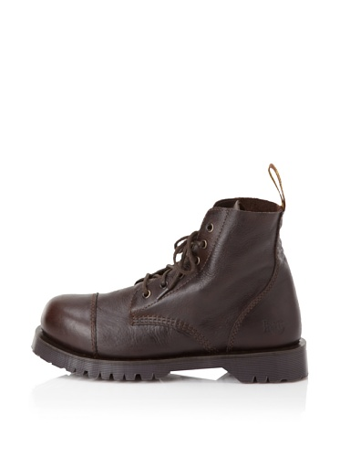 Dr. Martens Men's Wallace 6 Eye Ammo Boot (Brown)