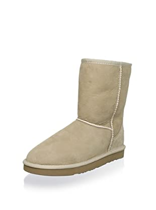 Australia Luxe Collective Women's Classic Cosy Short Pull-On Boot (Sand)