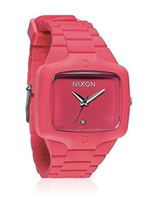 Nixon Uhr mit japanischem Quarzuhrwerk Unisex Unisex A139-685 45 mm